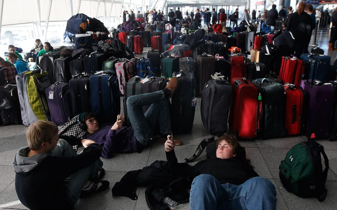 8 Airports that suffer the worst Flight Delays