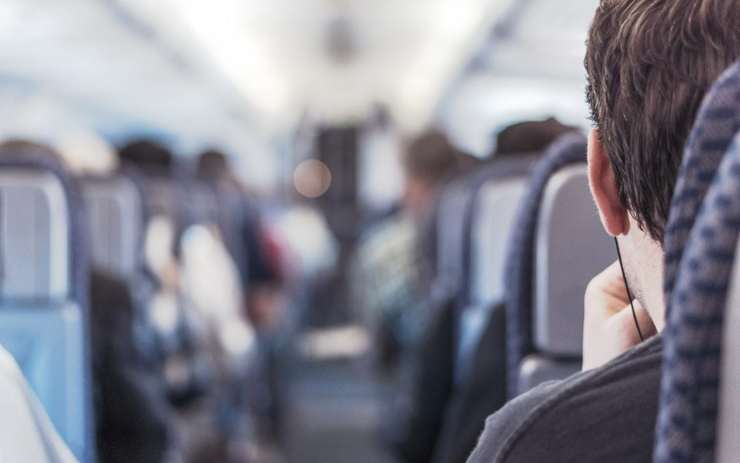9 Tips to improve comfort when flying